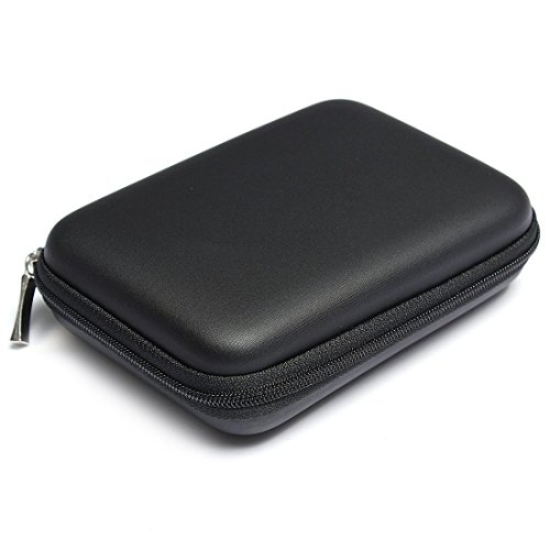 daorier 1pc funda para disco duro externo 2.5 para wd my passport ultra elements samsung toshiba seagate backup plus slim disco duro externo portátil 1tb 2tb usb 3.0