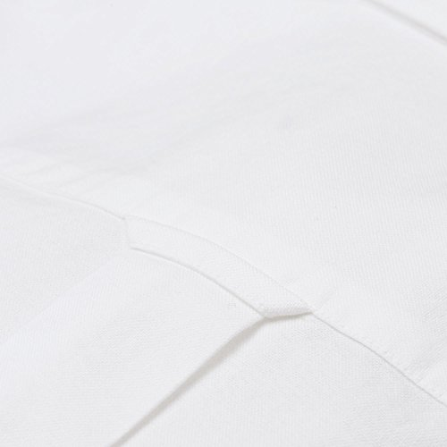 GANT Herren Freizeithemd The Oxford Shirt LS BD Grau (WHITE 110)