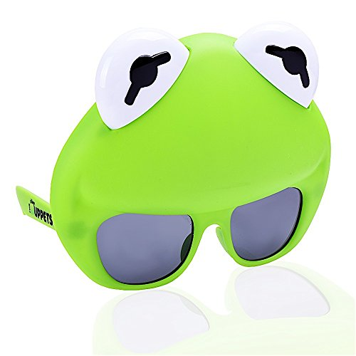 ille Muppets Kermit Party Favors UV400 ()