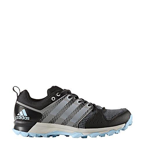 Adidas Unisexo-adulto Galaxy Montanha Trilha Sapatos Preto (núcleo Negro / Azul Icey / Icey Azul)