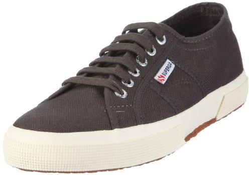 Superga 2750-Cotu Classic Sneaker, Donna, colore Grigio (Dark Grey), taglia 41