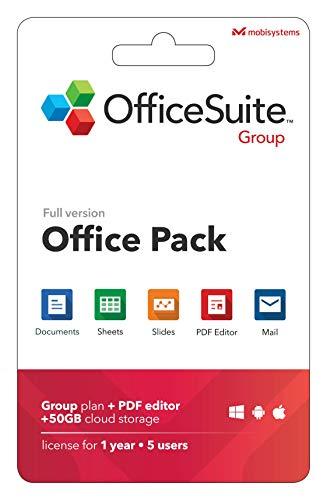 mpatibel mit Microsoft Office Word Excel & Powercalm und Microsoft PDF für PC Windows 10 8.1 8 7 - 1 Jahr Lizenz, 5 Benutzer ()