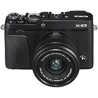 Fujifilm X-E3 + XC 15-45, Schwarz