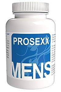 sexo y sexualidad: PROSEXX MENS | Esperma & Libido | Amor & Placer | 100% Vegano