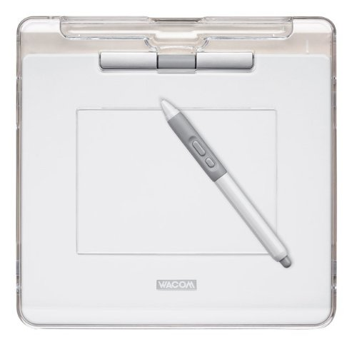 Wacom Graphire4 Favo Comic Pack - Digitalisierer, Pen -
