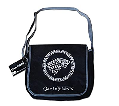 Official Messenger Bag Game of Thrones House Stark Winter
