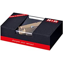M + R 706100000Sacapuntas Castor Fácil latón regalo del paquete