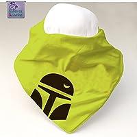Babero bandana Star Wars_3. Para bebés, niños o adultos con necesidades especiales. P_102. ***Envío gratuito a España***