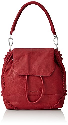 Liebeskind Berlin  Sakaif7 Double, Sac à dos  femme - Rouge - Rot (blood Red), Taille unique