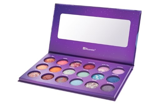 BH Cosmetics Eye Shadow Palette, Galaxy Chic by BHCosmetics