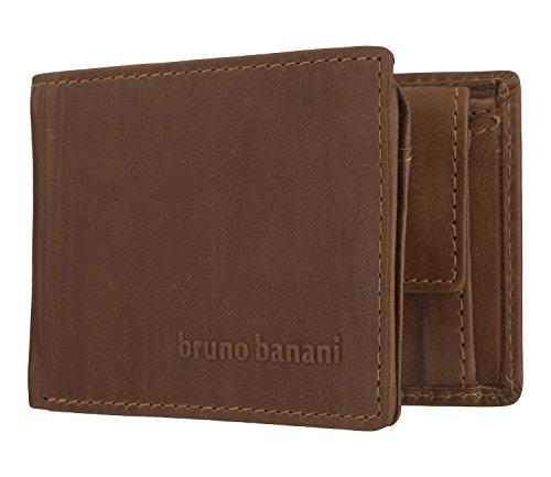 bruno banani Sahara Mini Wallet Quer Brown