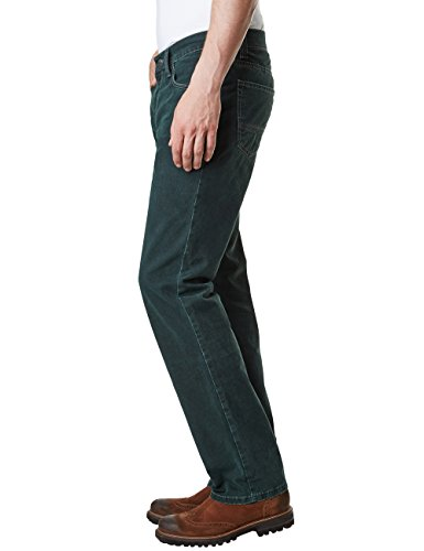 Pioneer - Pantalon Droit - Homme Vert (dark green 650)