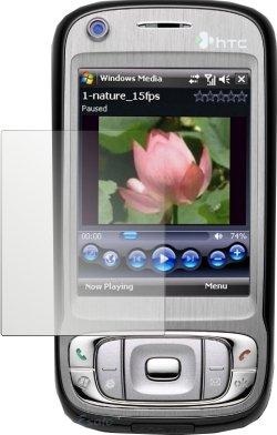 CrystalClear-Displayschutzfolie htc TyTN II (6 St.)