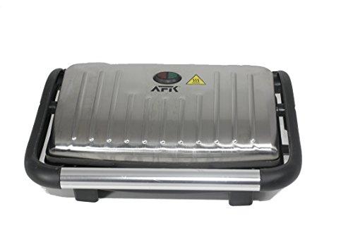 Kontaktgrill Elektrogrill Tisch Panini Grill Sandwich Maker Toaster 1000 W Neu