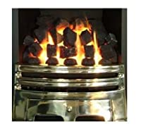 "Renovator 16T 16"" Inset Gas Living Flame Taper Tray Burner"