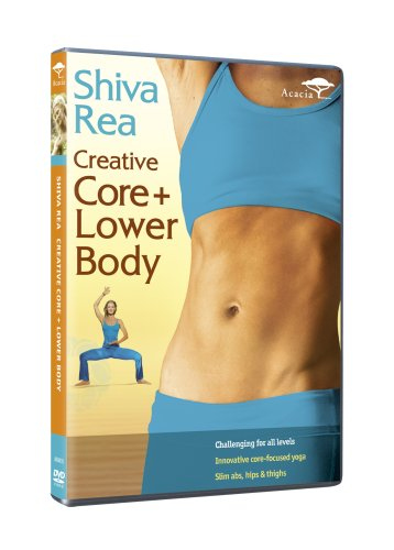 Preisvergleich Produktbild Shiva Rea - Creative Core And Lower Body [UK Import]