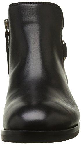 Tommy Hilfiger B1285erry 17a, Bottes Classiques femme Noir - Noir (990)