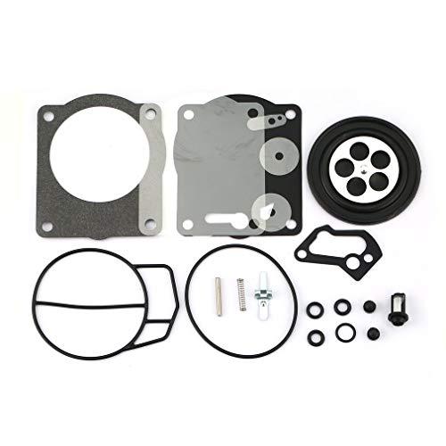 Leoboone Carburetor Repair Kit Carburetor for Sea Doo 951 XP GSX GTX RX Lrv Complete Carburetor Rebuild Kit -