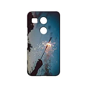 G-STAR Designer 3D Printed Back case cover for LG Nexus 5X - G2028