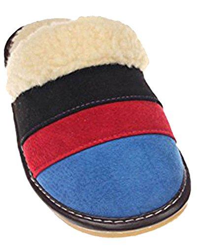 saideng-unisexo-clido-splice-color-zapatillas-de-estar-por-casa-azul-rojo-negro-27