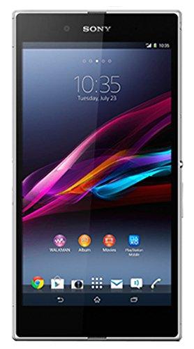 Sony Xperia Z ULTRA XXL 6,4 ZOLL DISPLAY SMARTPHONE TABLET 3G WIFI GSM / HSPA+ weiss