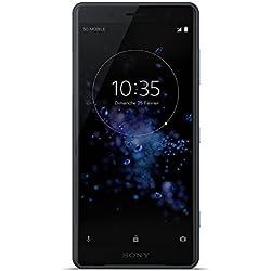 Sony Xperia XZ2 Compact Smartphone portable débloqué 4G (Ecran: 5 pouces - 64 Go - Double Nano-SIM - Android) Noir [France]