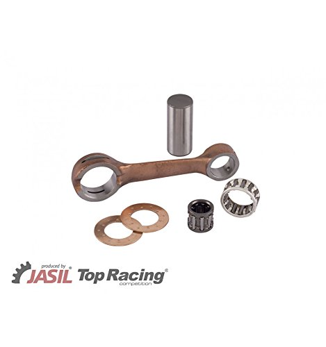 Kit bielle renforcé pour moteur minarelli am6 - Top racing TR6004002