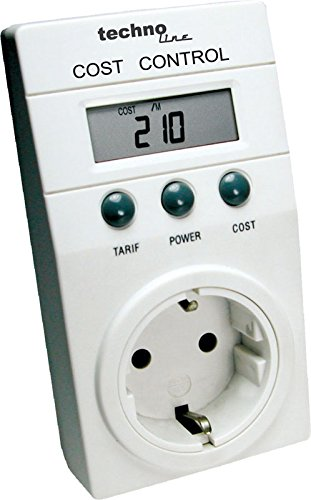 Technoline Cost Control Energy Monitor White