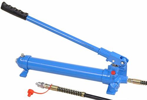 Pro-Lift-Montagetechnik Hydraulikpumpe, Hydraulikhandpumpe 550bar, 500cm³ Öltank, 00044