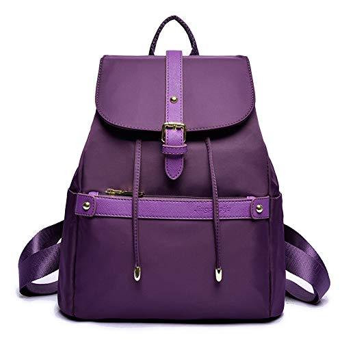 CZDXMRucksack Umhängetasche weiblichen Beutel Handtasche Oxford Tuch Leinwand Mode Nylon Rucksack kühlen Rucksack mit Rucksack Damen Rucksack Mode Multifunktionsrucksack