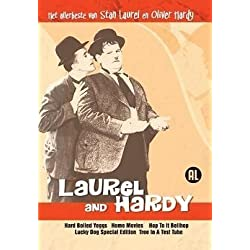 Laurel & Hardy Vol 2 3-DVD Set ( Kid Speed / Stick Around / The Sawmill / Yes, Yes, Nanette / The Slippery Pearls / The Tree in a Test Tube / West of Hot Dog / Oranges and Lemons / Along Came Auntie ) ( The Four Wheel Terror / The Paperhang by Pete Smith