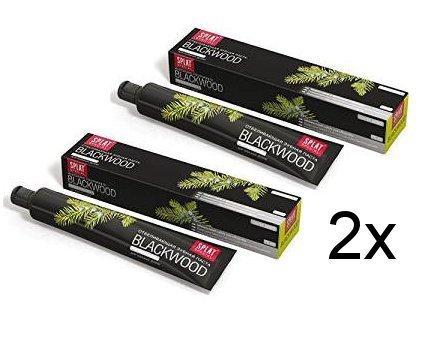 2x Splat Blackwood Whitening Zahnpasta 75ml Doppelpack (2x 75ml)