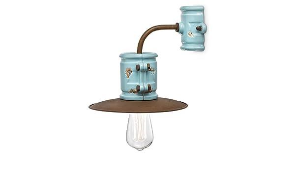 Ferroluce retrò vintage c applique wandleuchte wandlampe