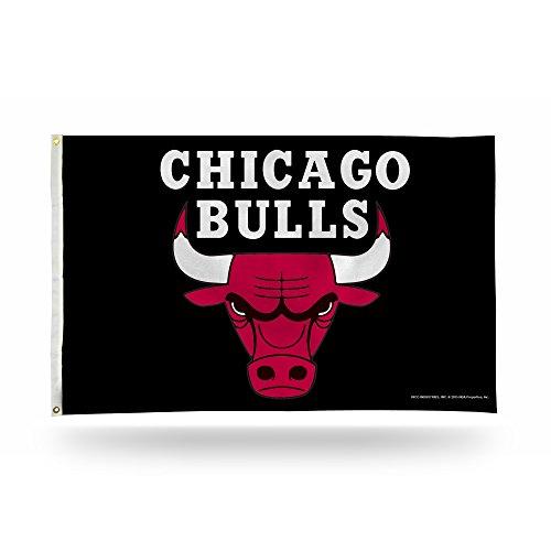 Unbekannt NBA Chicago Bulls 3-Fuß von 5-Foot Banner Flagge