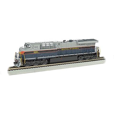 escala HO - Bachmann locomotora diesel GE ES44AC Norfolk Southern Digital+Sonido