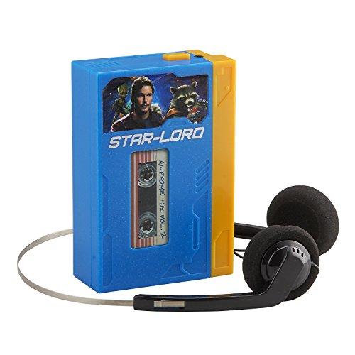 Wächter der Galaxy Retro Walkman mit Kopfhörer - Voice-Verzerrer und Aufnahme von Musik auf Gerät (Retro Stars)