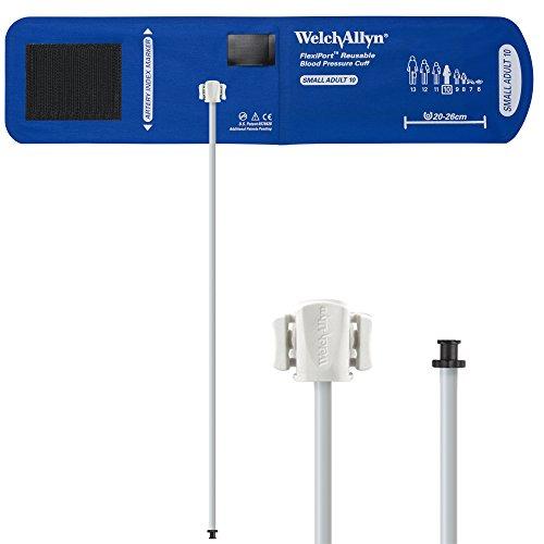 Welch Allyn reuse-10–1tpe Manschette, 1Langlebig, Schlauch, tri-purpose europäischen, kleine - Erwachsene Blutdruckmanschette