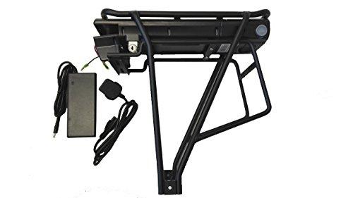 41VnEmQgeXL - New Electric Bike 36V Li-ion Battery 10.4 Ah for rear rack - 3692 Battery