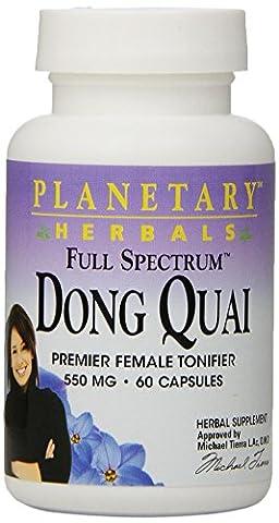 Dong Quai Full Spectrum - 550 mg - 60 capsules