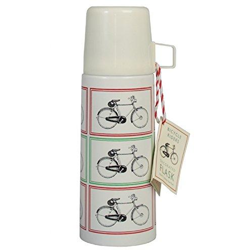 Design Kinder Thermoskanne Isolierkanne Kaffeekanne Isolierflasche (bicycle)