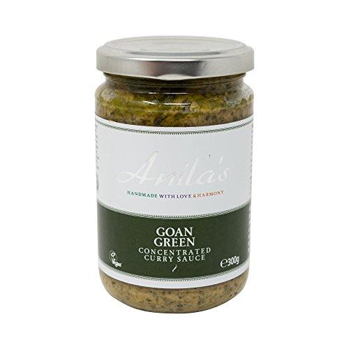Anila`s Goan Green Curry Sauce, 300 g