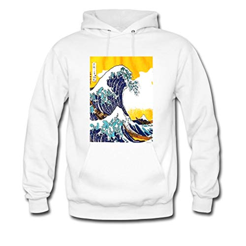 Lu JinQuan The Waves Roll Over for Man Hoody