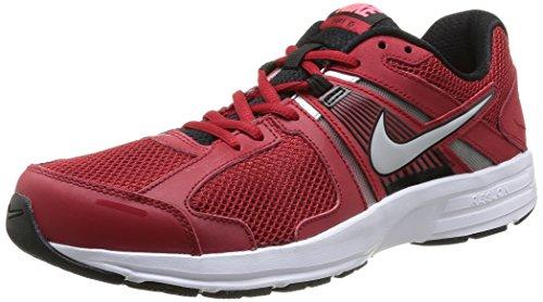 Nike-dart (Nike Dart 10 Gym Rd 580525 603 Herren Sportschuhe - Fitness Mehrfarbig (Mtlc Pltnm-White-Hypr P) 40.5)