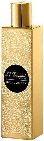 عطر رويال امبر للرجال من اس تي دوبونت - او دي بارفان، 100 مل