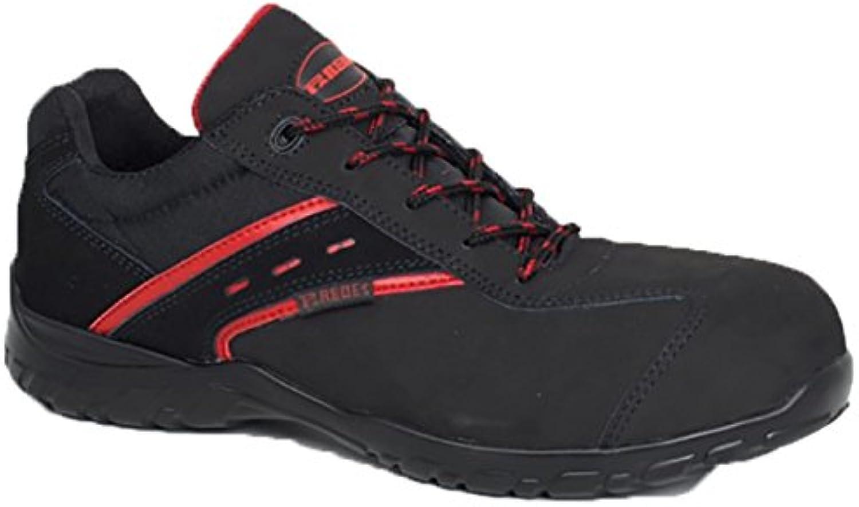 Paredes sp5016 ne38 actinio – Zapatos de seguridad S3 talla 38 NEGRO