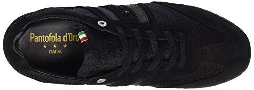 Pantofola d'Oro Herren Imola Tech Uomo Low Top Schwarz (Black)