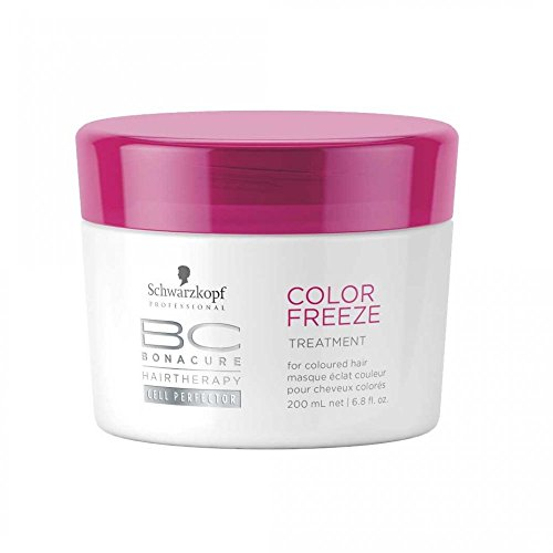 Schwarzkopf BC Color Freeze Kur 1 x 200 ml Treatment Bonacure Haarkur