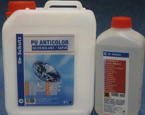 Dr.Schutz PU Anticolor 2,5 ltr. incl.500ml Vernetzer