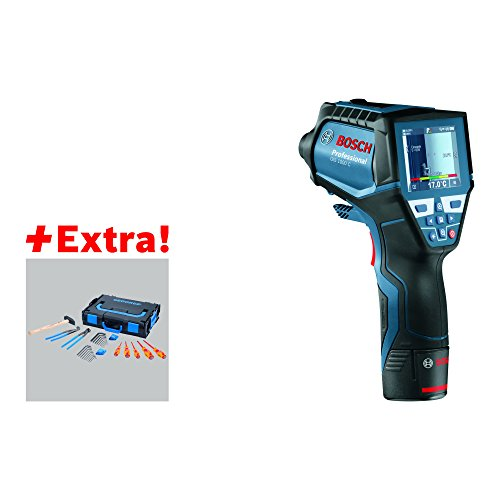 Preisvergleich Produktbild Bosc Thermodetektor GIS 1000 C L-Boxx | 06159940KE + Gedore