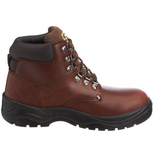 Sterling Safetywear Steel, Herren Sicherheitsstiefel Braun (Braun)